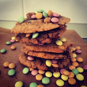 chokolat chip cookies
